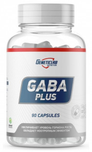 GeneticLab GABA Plus (90 кап)